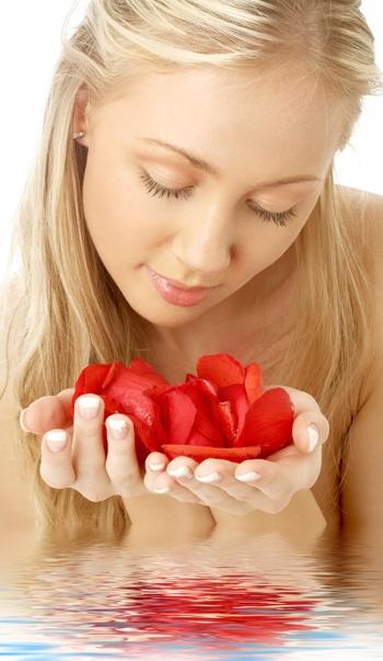 Розы для лица
